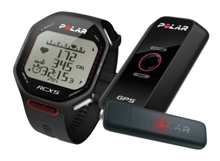 POLAR RCX5 G5 + datalink černý