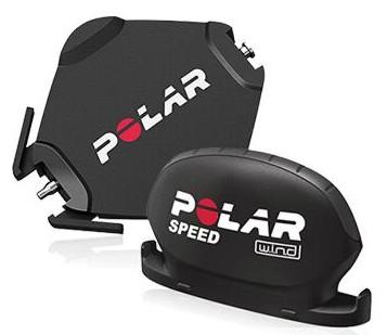 POLAR Dual Lock+snímač rychlosti+držák CS500