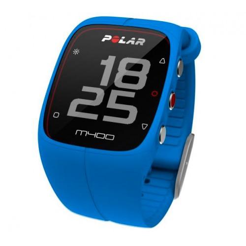 POLAR M400 modrá