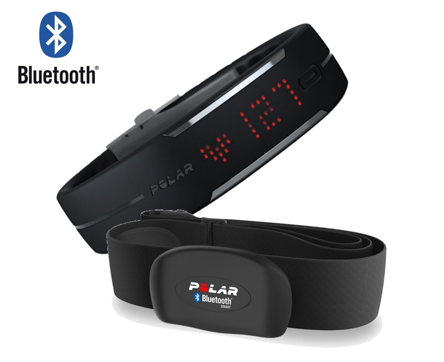 Polar LOOP cardio set