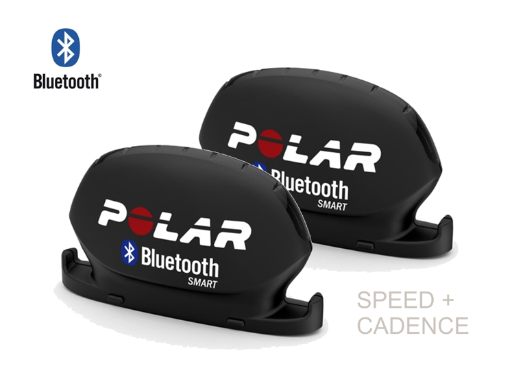 POLAR Snímač kadence a rychlosti Bluetooth Smart