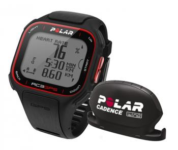 POLAR RC3 GPS HR BIKE