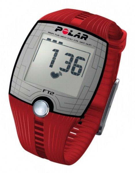 POLAR FT2 červená