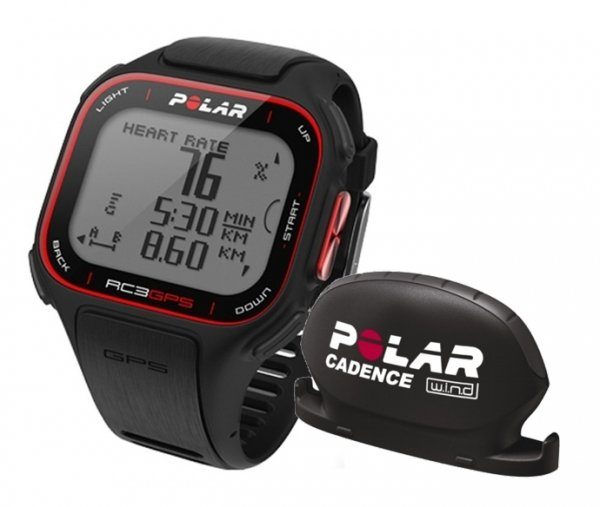 POLAR RC3 GPS HR BIKE