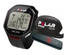 POLAR RCX5 bike + datalink černý